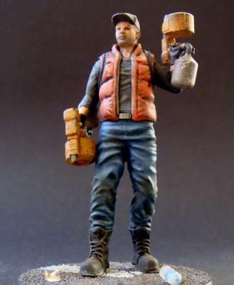 Survivor - Brad (Bauarbeiter)