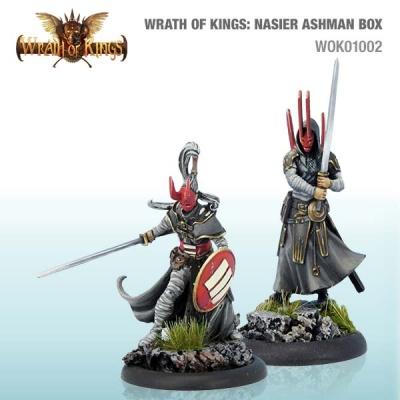 Nasier Ashman Box