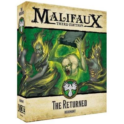 Malifaux (M3E): The Returned