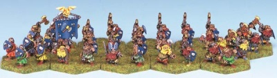 Clan Warriors (40)