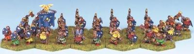 Clan Warriors (40)