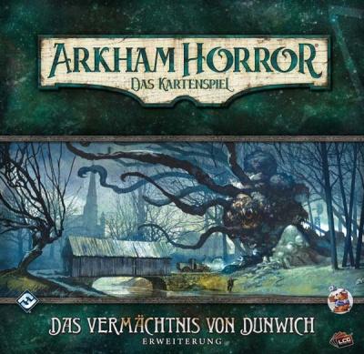 Arkham Horror: Das Vermächtnis von Dunwich Erweiterung
