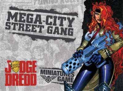 Mega City Street Gang