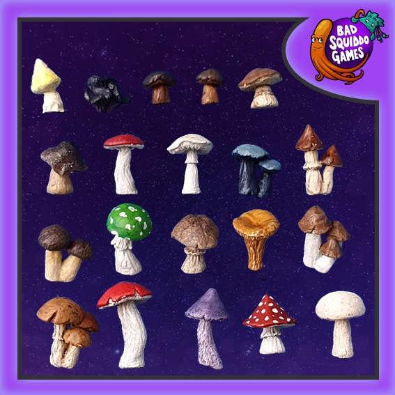 Mushrooms (20)