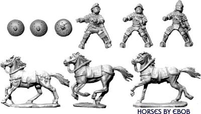 Carolingian Armoured Cavalry II (3)