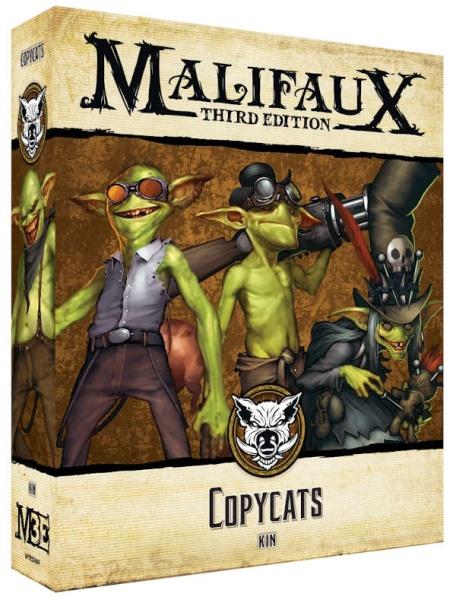 Malifaux (M3E): Copycats