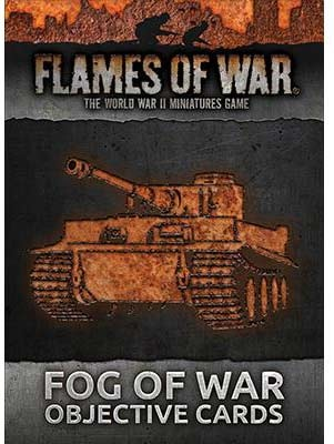 Fog of War Objective Cards (30 cards)