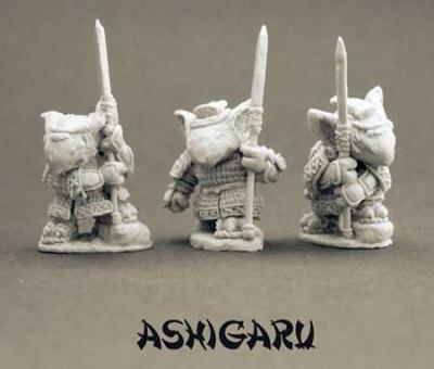 SAMoUseRAI: Ashigaru (3)