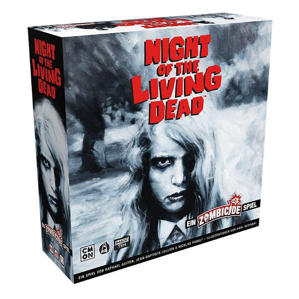 Zombicide: Night of the Living Dead DE