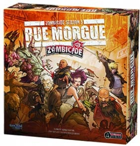 Zombicide Season 3 Rue Morgue (deutsch)