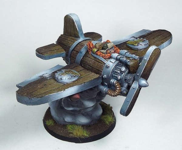 Dwarf Airmachine