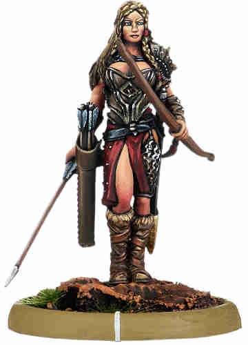 Æthelglyth, Warrior-Maiden of Mercia