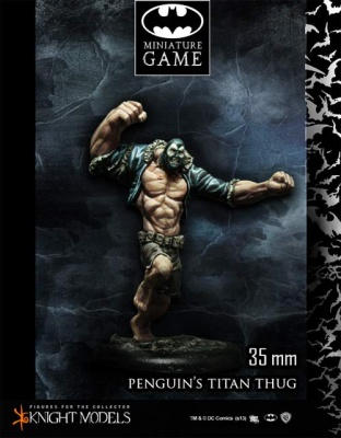 Penguin Titan Thug