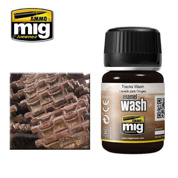 Tracks Wash (35ml)