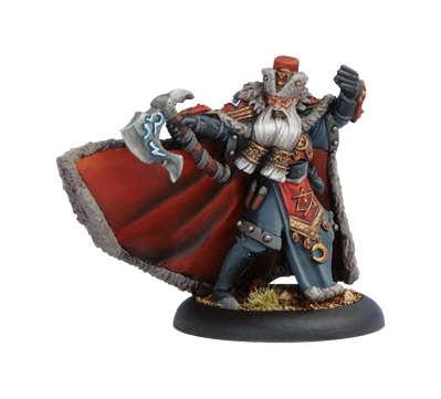 Khador Koldun Lord Solo