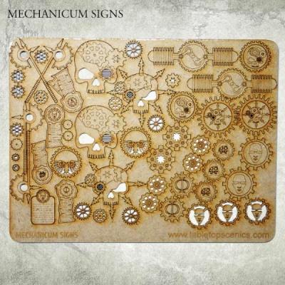 Mechanicum Signs