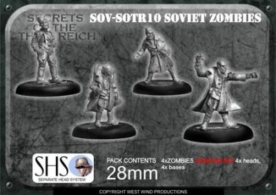 Soviet Zombies (4)