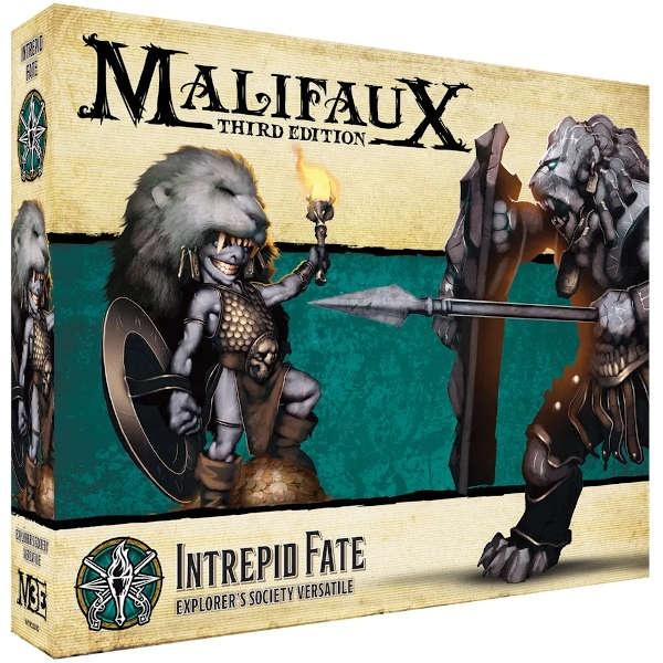 Malifaux (M3E): Intrepid Fate