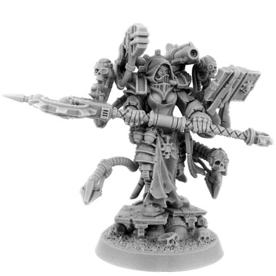Heresy Hunter Dominator Mechanic