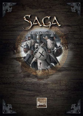 SAGA - Die Ära der Kreuzzüge (DEUTSCH) + Figur