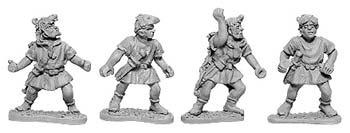 Velites (8 from 4 designs)