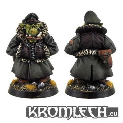 Orc Commissar