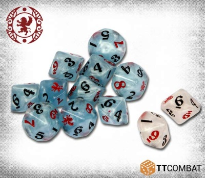 The Doctors Dice (12)