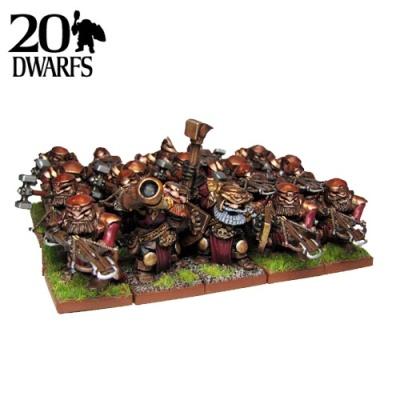 Dwarf Rangers (20)