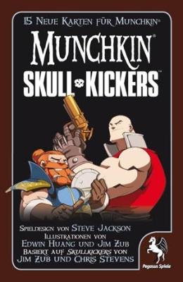 Munchkin Skullkickers Booster