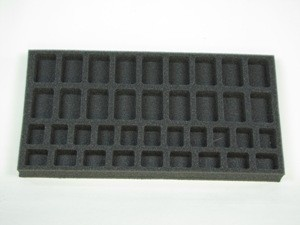 FOW 18 Troop 20HQ Foam Tray