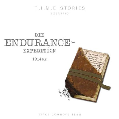 Time Stories - Die Endurance Expedition