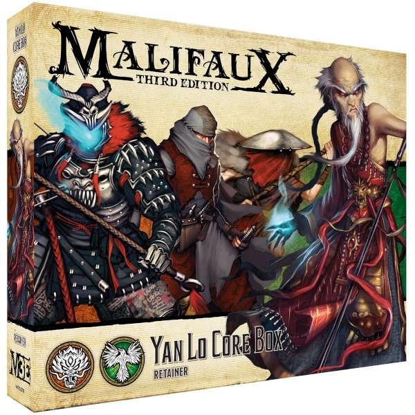 Malifaux (M3E): Yan Lo Core Box