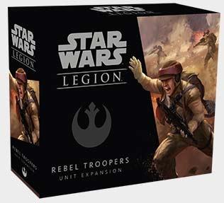 SW: Legion - Rebellentruppen Einheit