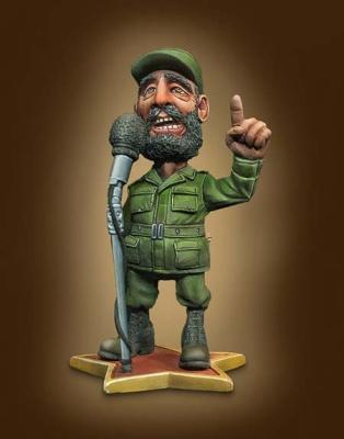 Caricature: Fidelito (1)