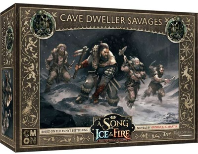 A Song Of Ice And Fire - Cave Dweller Savages EN
