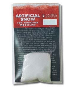 Andrea: Schnee