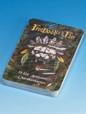 Amazonen Charakterkarten #2