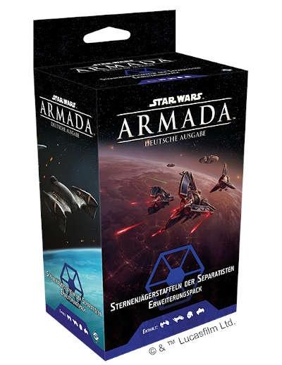 SW: Armada-Sternenjägerstaffeln der Separatisten