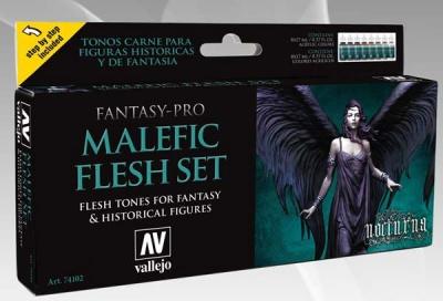 Malefic Flesh Set (8)