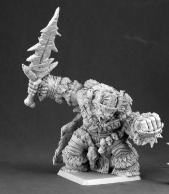 Boerogg Blackrime, Frost Giant Jarl