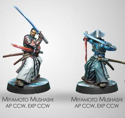 Miyamoto Musashi Aristeia! Outfit (2) (SL)