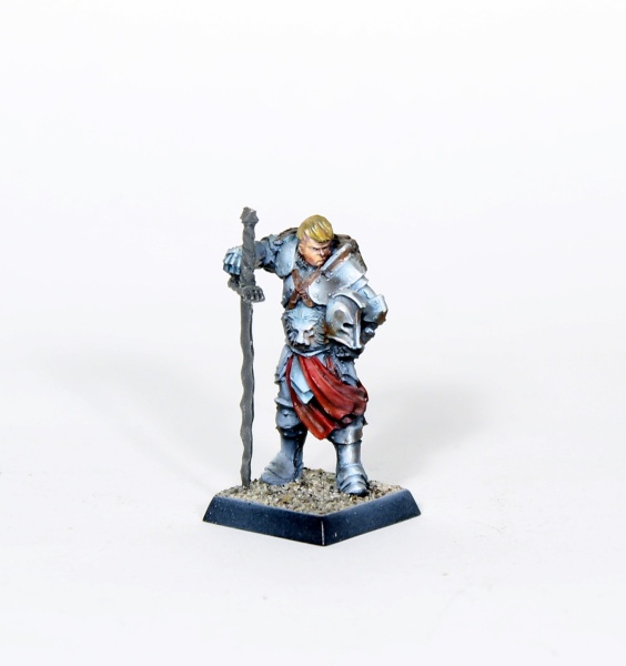Knight with greatsword