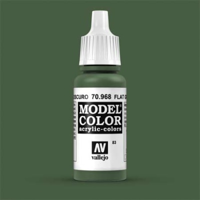 Model Color 083 Olivgrün Mittel (Flat Green) (968)