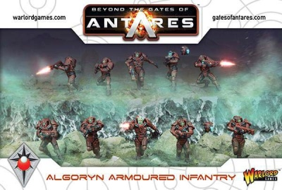 Algoryn Armoured Infantry (10)