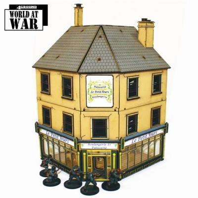 Shop 1: Corner Bakery