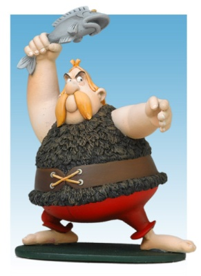 Asterix: Verleihnix (Ordralfabétix)