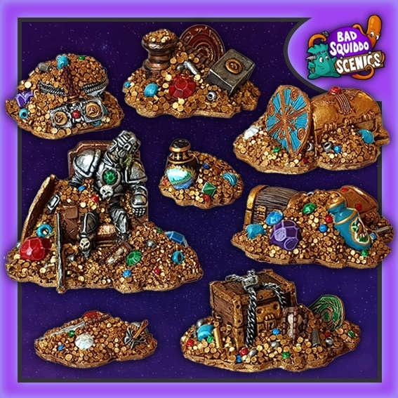 Cursed Fantasy Treasure Piles (8)