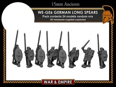 German Warband #4