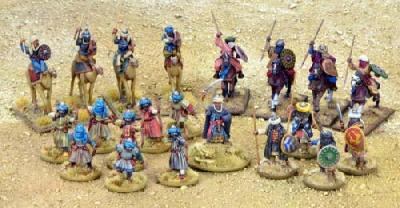 Mutatawwi'a Starter Warband