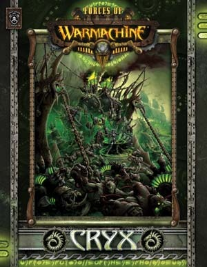 Forces of WARMACHINE: Cyrx (HC)